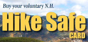 Hike Safe Card Logo